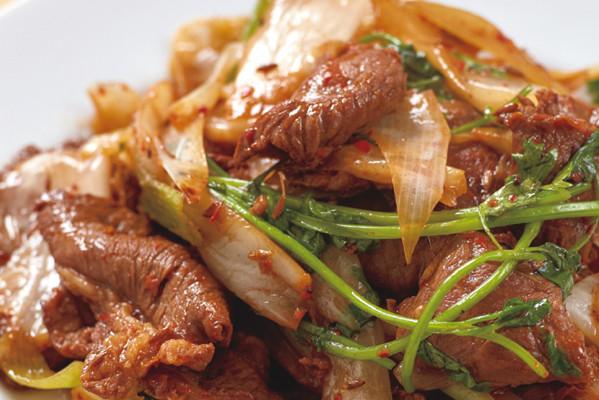 美味しい!タンパク質「羊肉」の名店②ラム「味坊鉄鍋荘」