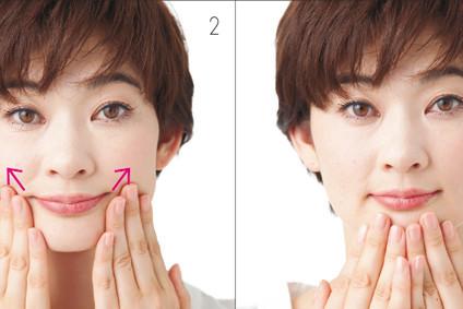 全身と顔の筋膜リリースで、たるまない土台作り④顔その2