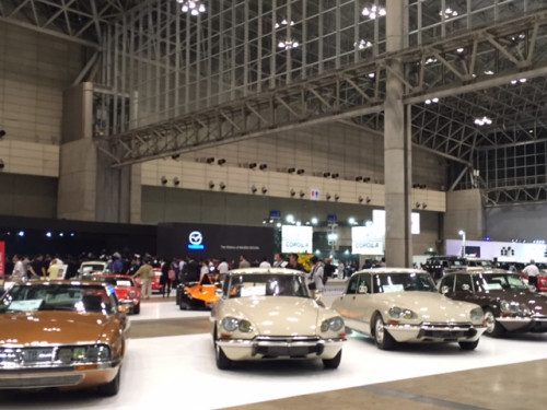 朝倉さん Heritage Car