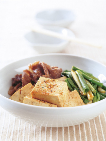 豆腐の実力 肉豆腐
