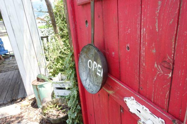 石井南阿蘇2赤いドア