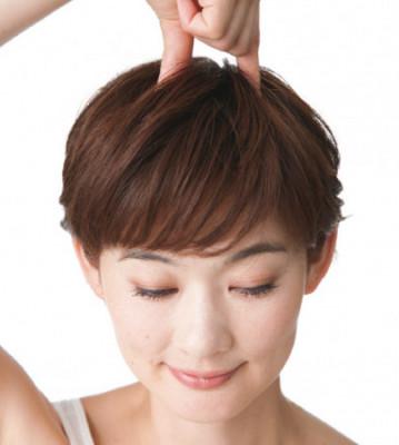 顔たるみ 頭皮 チェックテスト2