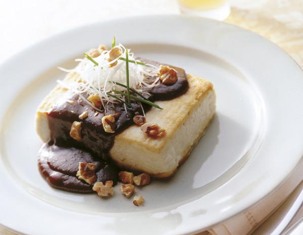 豆腐の実力 豆腐ステーキ