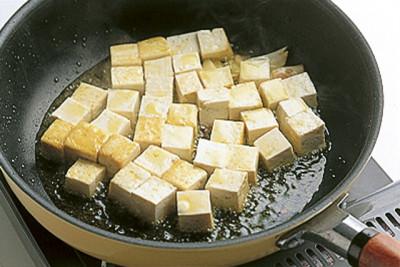 豆腐の実力 アーリオオーリオ 焼き