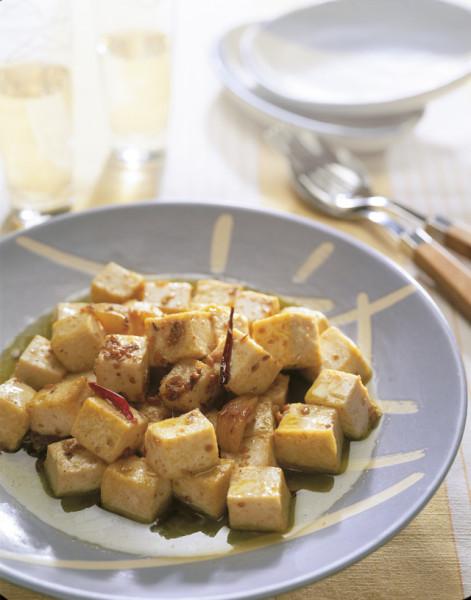 豆腐の実力 アーリオオーリオ