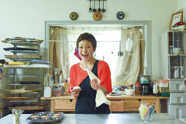 「がんには前向きでいることが特効薬です」/國松雅子さん