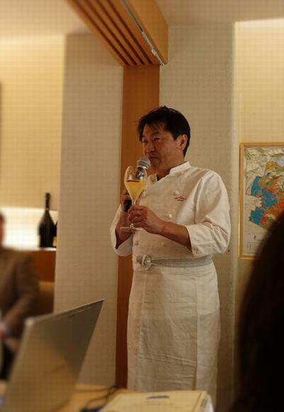 石井宏子はちみつで旅する晩餐会