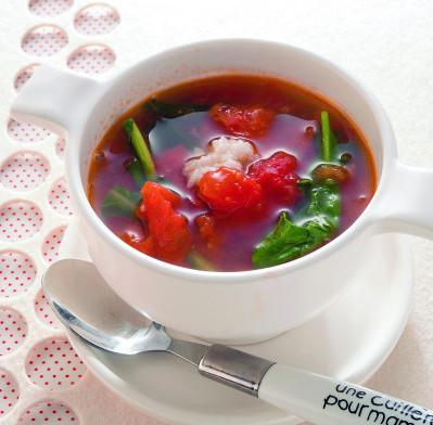 トマトスープ(ミラクル免疫力)
