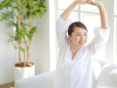 ミラクル免疫力:リラックス・女性