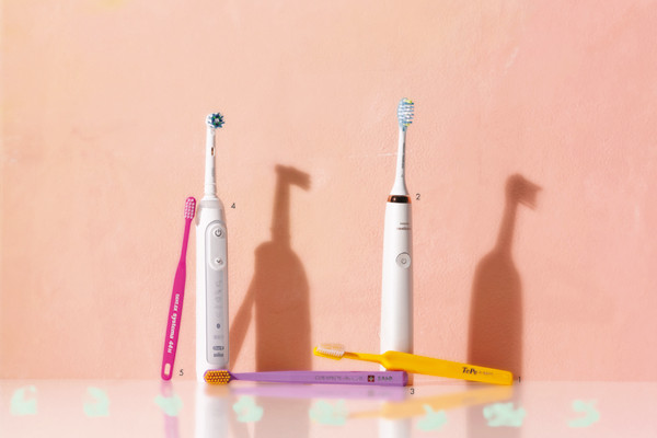 歯科医師も納得 オーラルケアアイテム①歯ブラシ