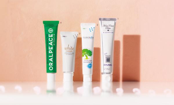 デンタルIQ 歯磨き剤