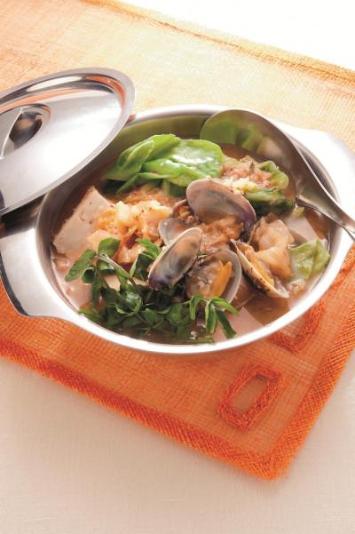味噌キムチ鍋⑪(ミラクル免疫力