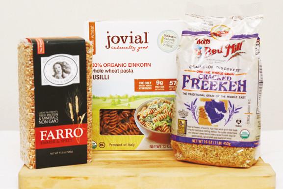 NY発!健康志向の食料品店では、今、古代小麦のパスタが人気!