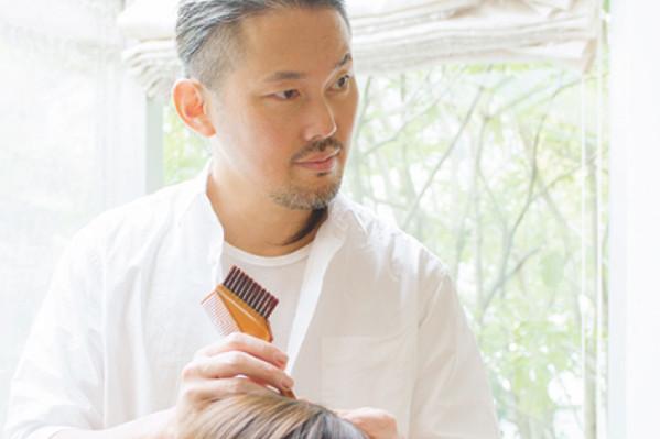 """厳選! 「薄毛」と「白髪」の予防法と治療法:「白髪」対策②/""""刺激レス""""なカラーリング"""