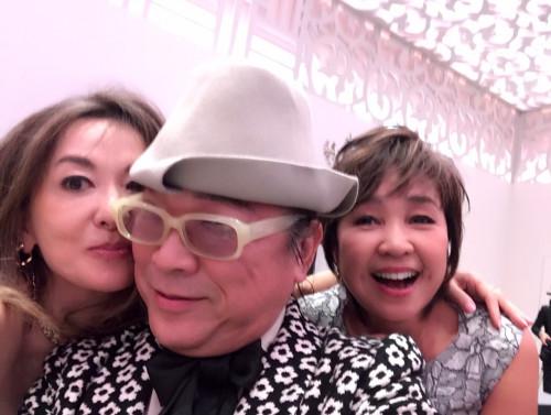 朝倉さん ドン小西さん&北原照久夫人旬子さん