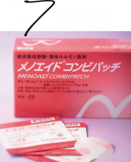 「不足した卵胞ホルモンを補いつつ、黄体ホルモンで子宮内膜への影響を軽減します」(ラッフルズメディカル大阪クリニック・住吉周子先生) ※保険適用処方薬