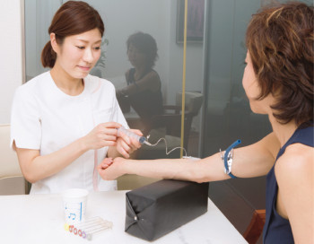 不足する栄養素を調べるメディカル栄養療法検査。¥20,000