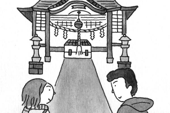 四季とつきあうための「習わし」/しきたり3:初詣は氏神様に家内安全を祈願する