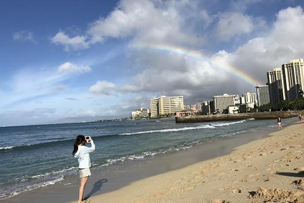 息子が結婚しました!ハワイの挙式で涙が溢れ……