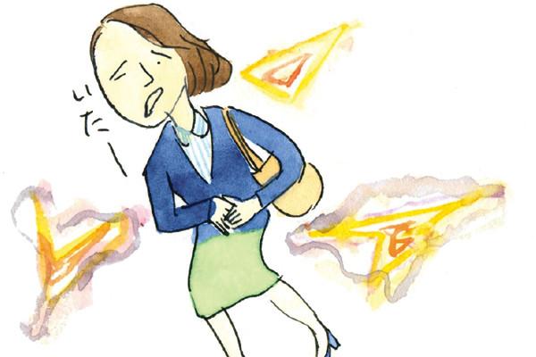 Part 1/更年期に関するウソorホント 4:子宮筋腫や子宮内膜症が更年期のキツさに影響する
