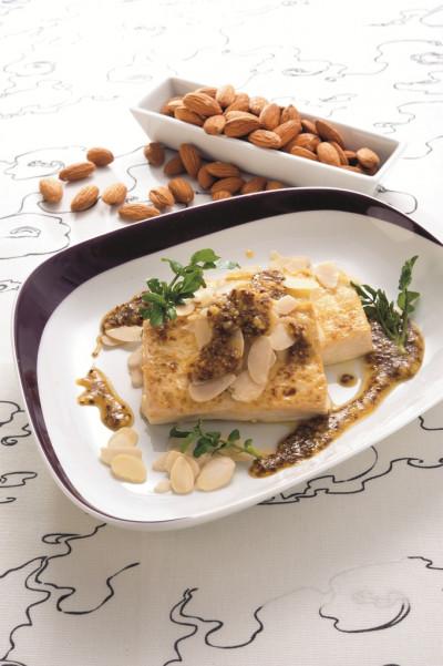 免疫力レシピ36:豆腐のステーキ