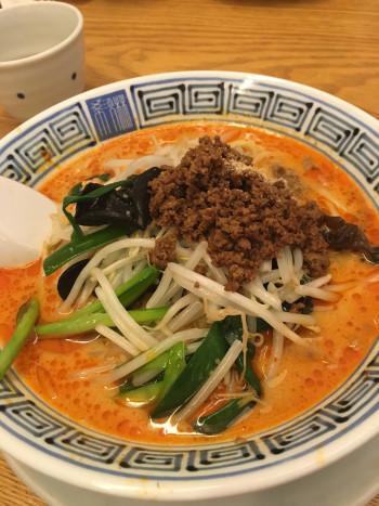 2-1担々麺