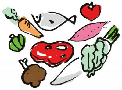 MyAge_010_066-食生活の改善イラスト