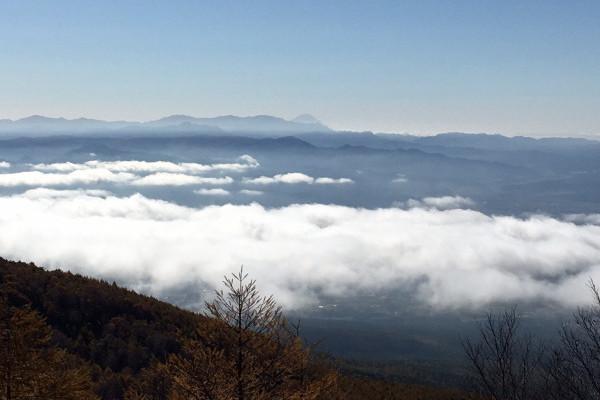 軽井沢から小諸の旅。雲上の露天風呂、高峰温泉ランプの宿へ