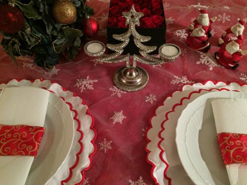 朝倉さん クリスマスディナー
