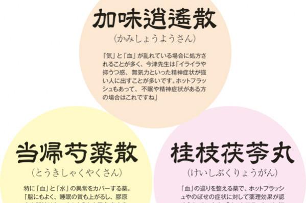 Part 2/更年期に頼りになる漢方医・漢方薬①