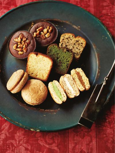 低糖質スイーツ トシヘルシースイーツ ブラウニー、パウンドケーキ、ブッセ