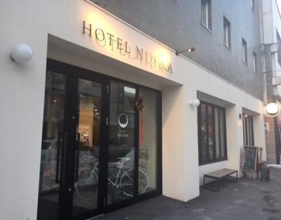 小林一美さん ホテル