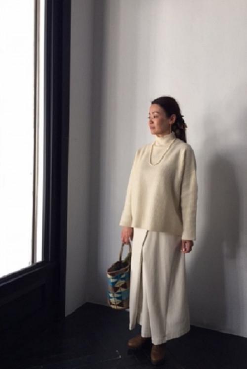 小林さん 服装