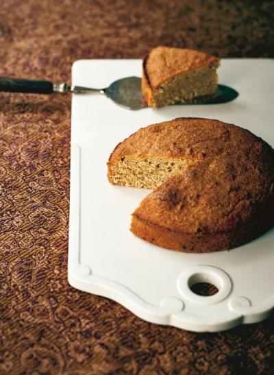 低糖質スイーツ エヴァンタイユ  ココナッツケーキ