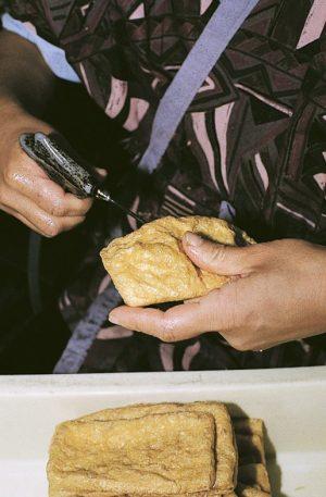 豆腐の実力 エアコンプレッサー