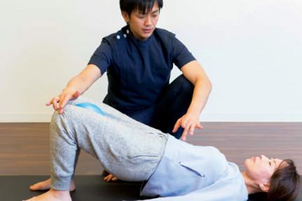 姿勢を直す!⑲/プロの手による整体&運動指導で改善