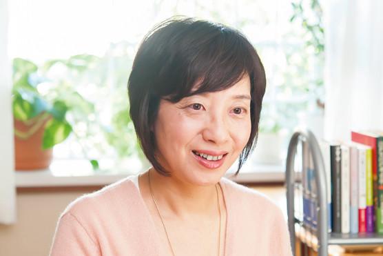 世界が注目、日本の美意識/①山村博美さんインタビュー