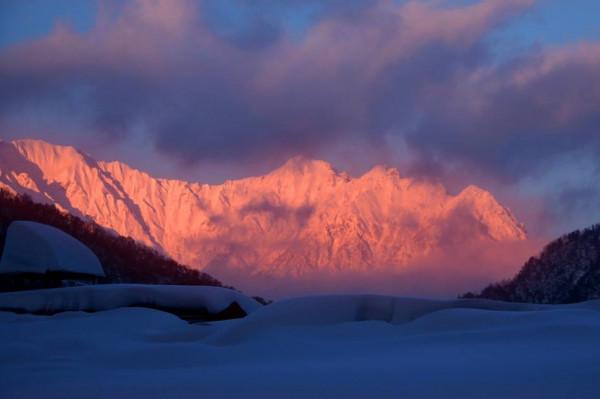大人の雪遊び 絶景の上高地をスノーシューで堪能☆