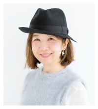 NAOMIさんの女性ならではの感性で、バランスのよい華やかヘアに。 東京都中央区銀座5-5-14 GINZAGATES9F  ☎03-3569-1171  http://ramie.jp/