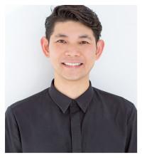 OurAge世代の髪悩みを解消し、絶妙なトレンドヘアを提案する矢部壮大さん。 東京都渋谷区神宮前5-2-5 MAX&Co.ビル5F  ☎03-5778-0438  http://brooch.jp/