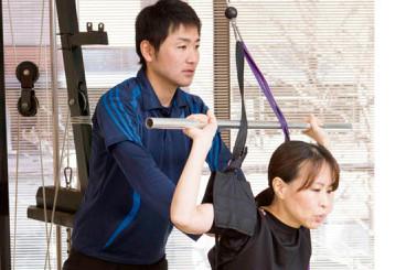 姿勢を直す!㉒/縮んだ筋肉を緩めて柔軟な状態に