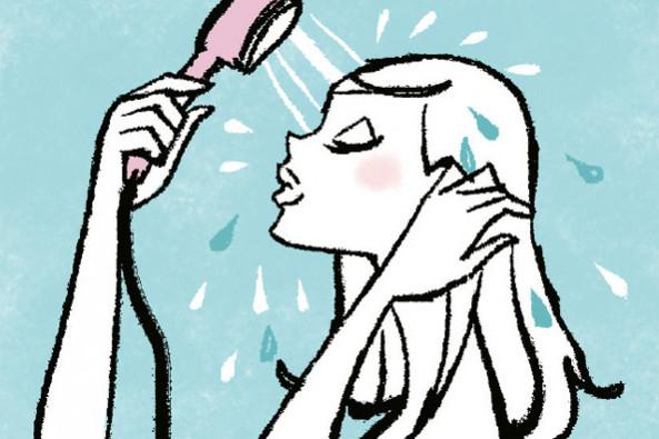 """Part 4""""薄毛と白髪になりにくい""""頭皮の秘訣は?③髪よりも頭皮! 正しい洗い方"""