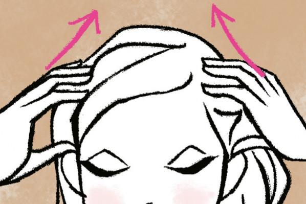 """Part 4""""薄毛と白髪になりにくい""""頭皮の秘訣は?⑥頭皮用美容液と頭皮マッサージはセットで"""