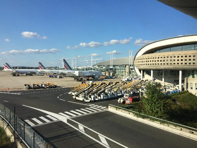 ヨーロッパ空港