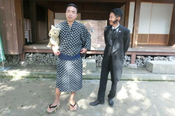 """日本各地にある""""文化人の足跡""""で、歴史に思いを馳せてみる【関西・北陸・九州編】/ おでかけ記事まとめ"""