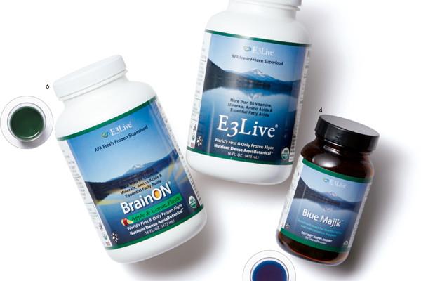 タンパク質やミネラルがたっぷり。食べられる「藻」の抗酸化パワー②ブルーグリーンアルジー