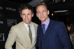 ハリウッドで大活躍中!英国美青年エディ&トム