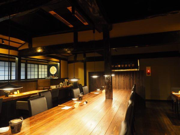 吉田養生館食堂