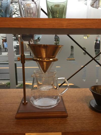 小林さん コーヒーサーバー