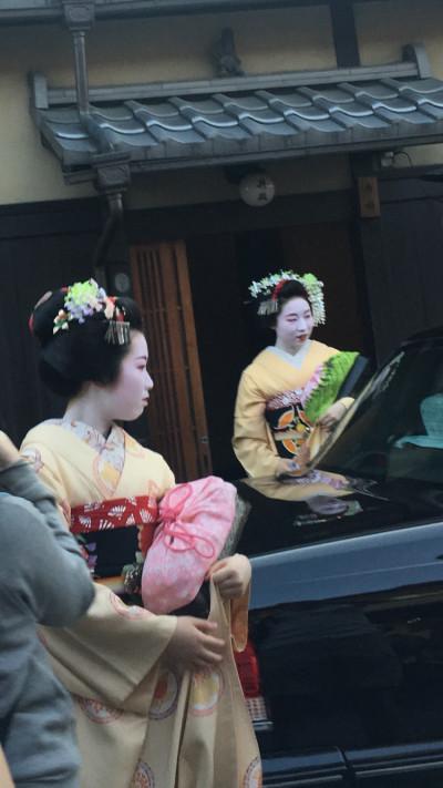 朝倉さん 舞妓さん